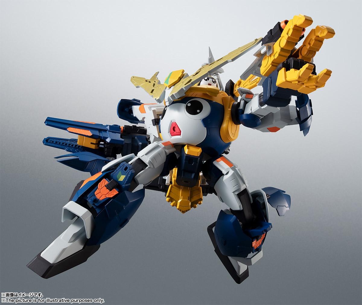 预订 万代 ROBOT魂 超KERORO军曹UC TAMAMA机器人