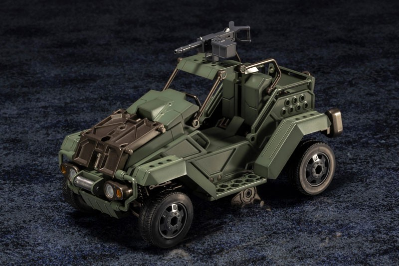 现货!寿屋 HG037 Hexa Gear扩张配件包003 越野车 森林色--3800