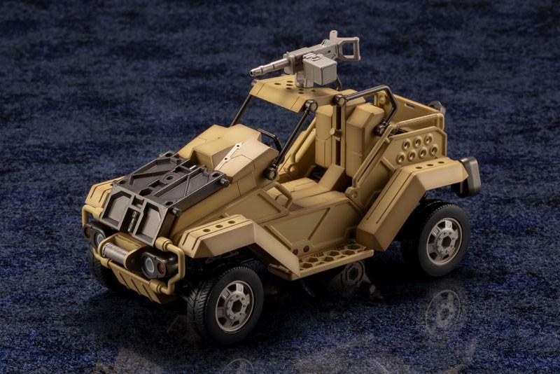 现货!寿屋 HG035 Hexa Gear 扩张配件包003 越野车 沙漠色--3800