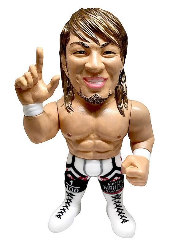 预订 16 directions 软胶模型 新日本职业摔角 棚桥弘至