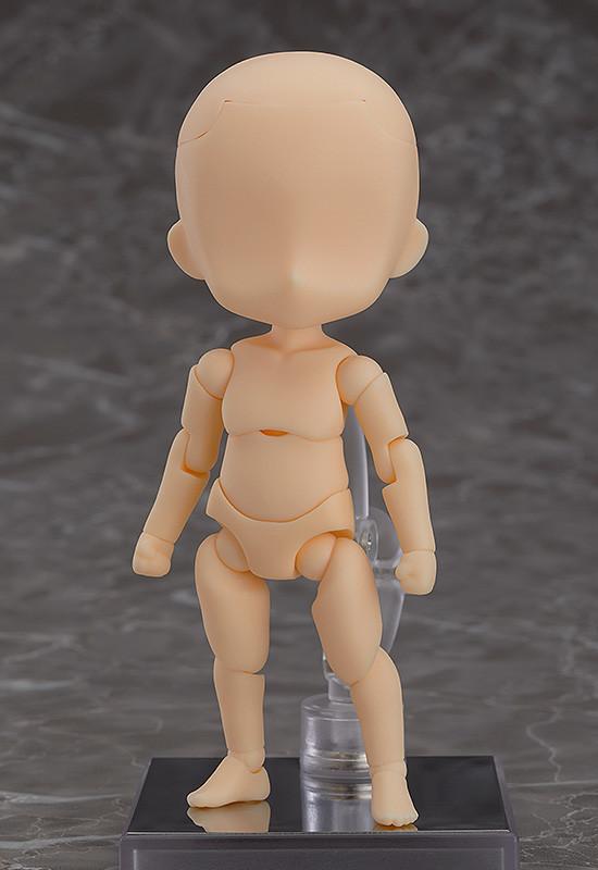 预订 GSC 粘土人DOLL archetype:Boy 男素体 杏仁牛奶色