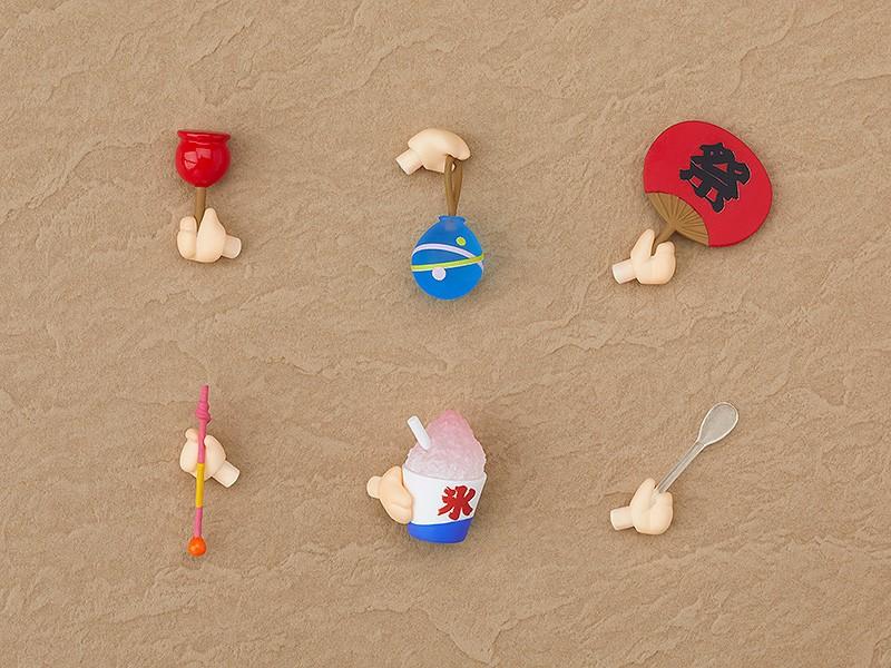 GSC 粘土人MORE 粘土人配件系列 装饰配件05 夏日祭--926