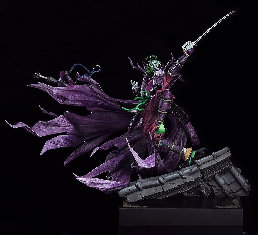 预订 GSC 忍者蝙蝠侠 小丑 TAKASHI OKAZAKI Ver. 雕像