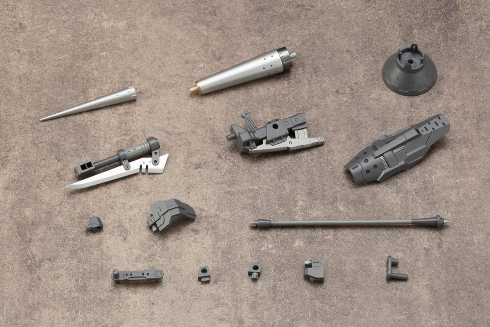 预订 寿屋 M.S.G RW008 BATTLE LANCE 战斗长枪
