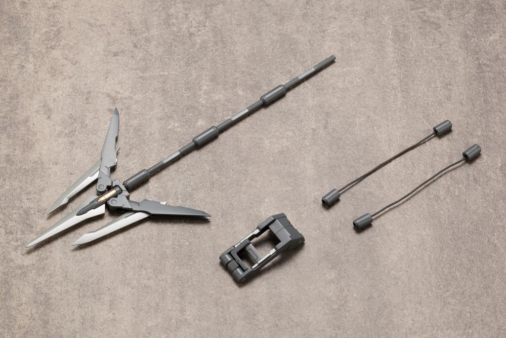 现货!寿屋 M.S.G RW011 TRIDENT SPEAR 三叉戟矛--800