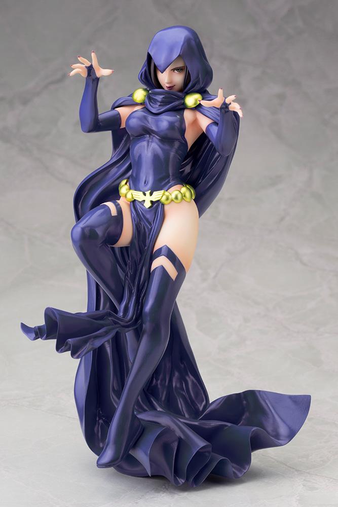 预订 寿屋 美少女雕像系列 DC漫画 RAVEN 渡鸦 第二版