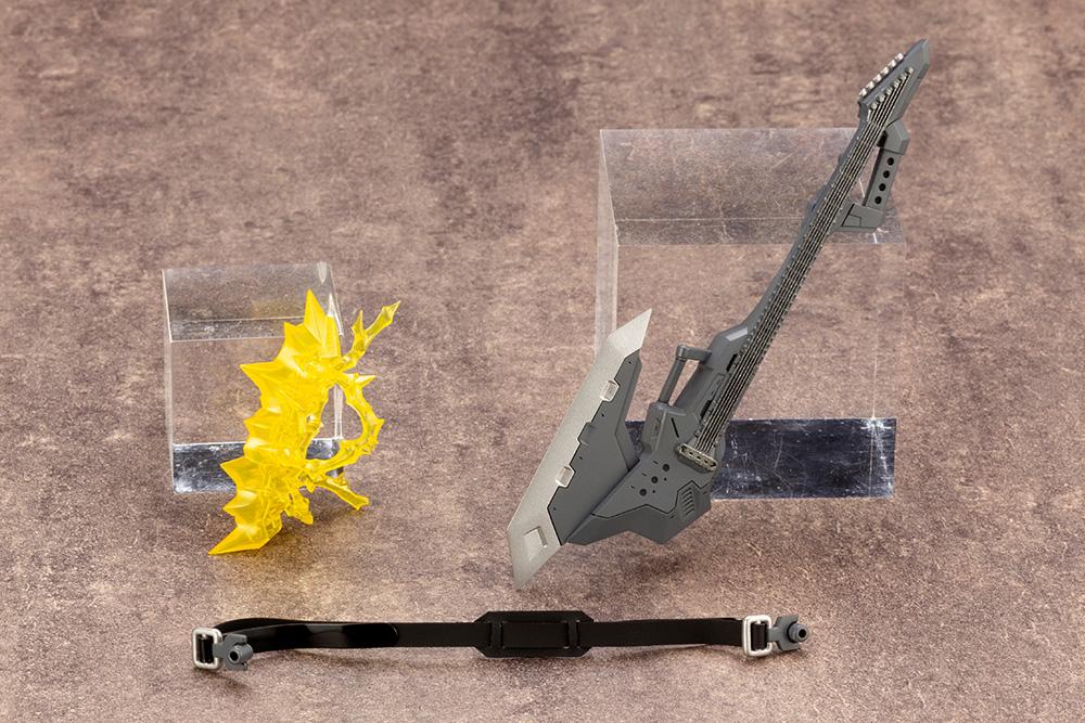 寿屋 M.S.G WEAPON UNIT05 MSG额外武器配件包 LIVE AXE 弹奏斧