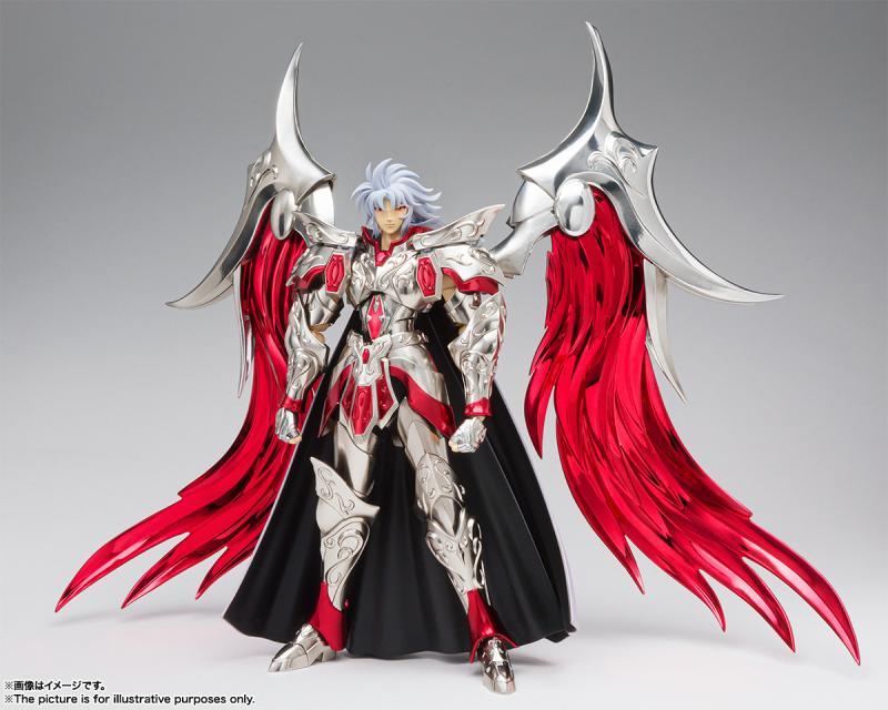 现货!万代 圣衣神话 圣斗士 战神 阿瑞斯 撒加 --13000