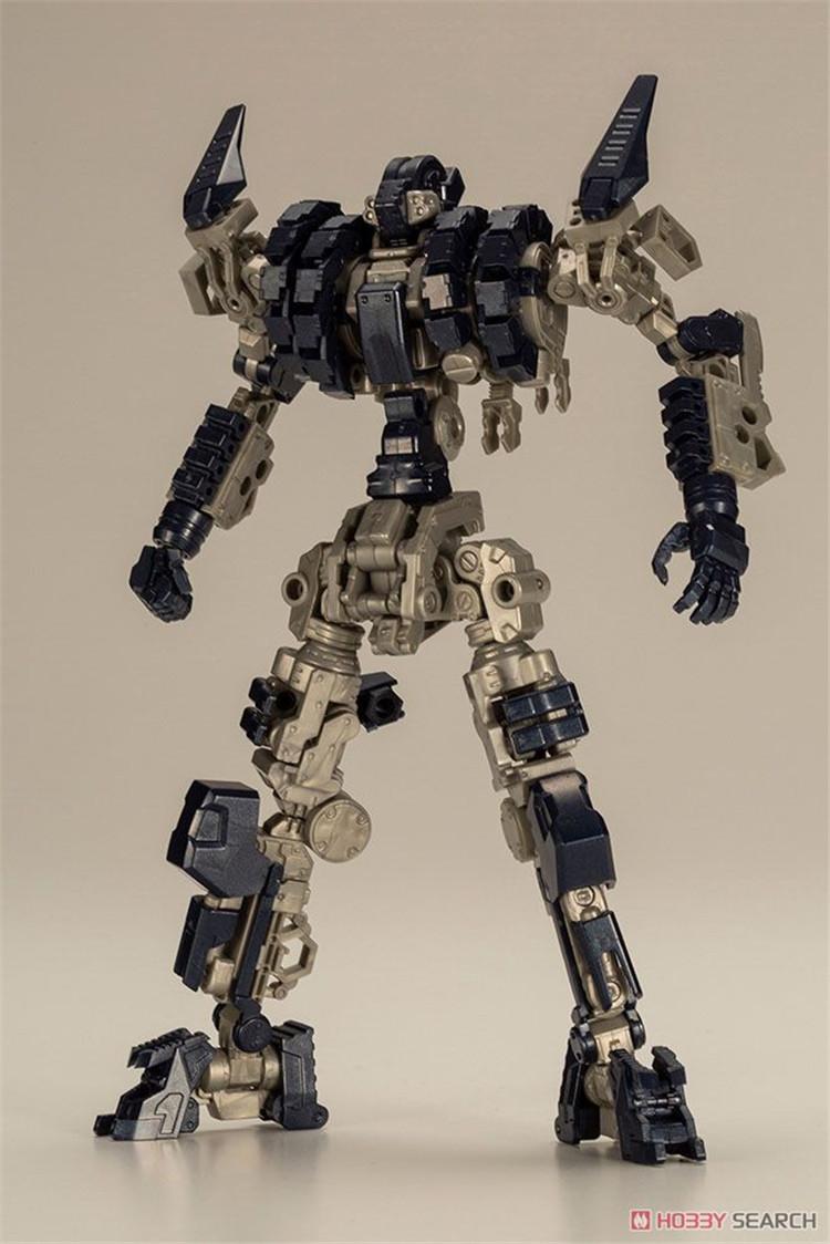 现货!寿屋 MSG 改造 模型骨架素体