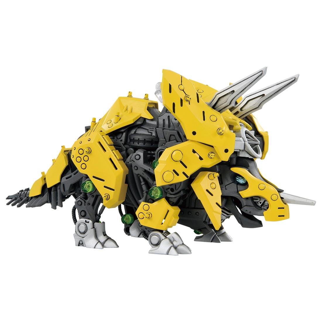 TAKARA TOMY 索斯机械兽:荒野纪 Triceradogos 三角龙