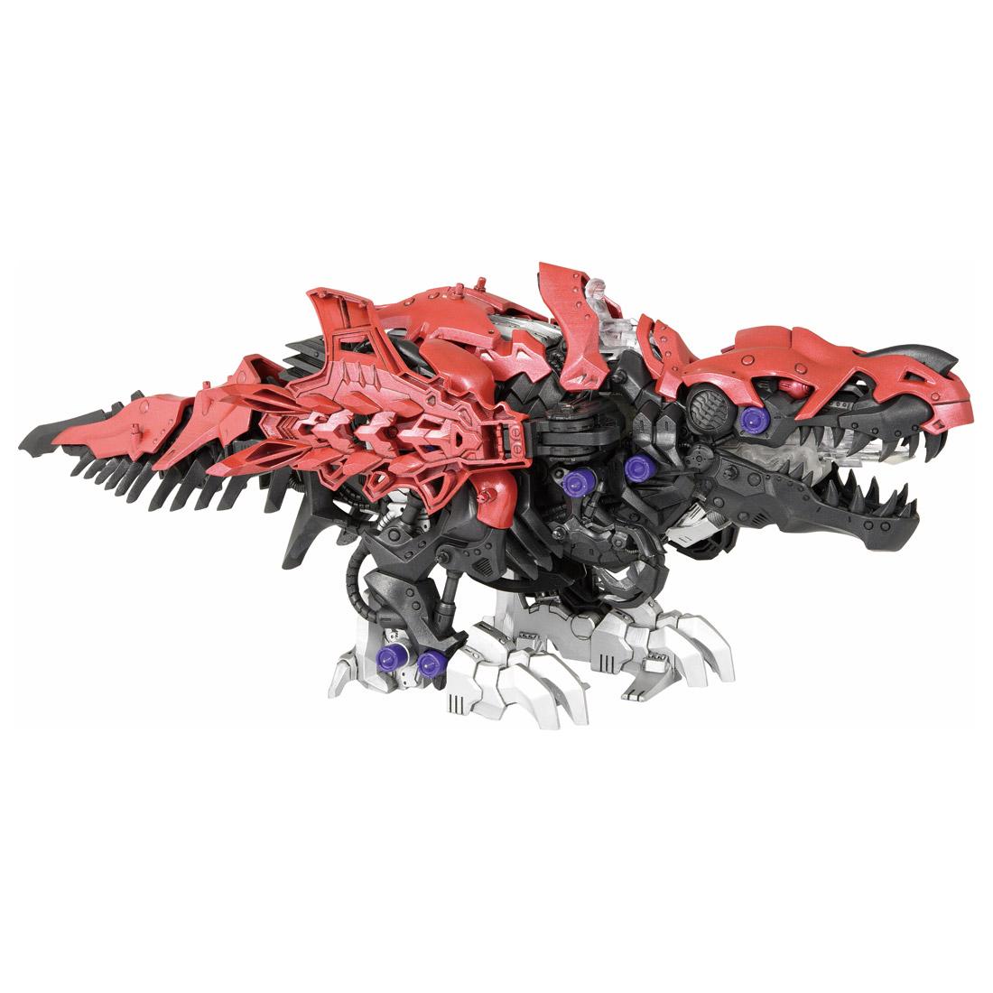TAKARA TOMY 索斯机械兽:荒野纪 Death Rex 死亡暴龙