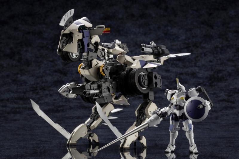 寿屋 HG036 寿屋 HEXA GEAR 雷电帝王 LA样式--6500